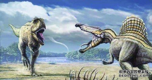棘背龙才是世界最大恐龙