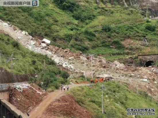 半个月内 成昆铁路甘洛段为何多次发生地质灾害